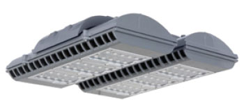 led and hid parking garage and canopy fixtures