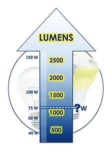 becker electric supply lumens conversion chart image